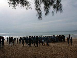โครงการผ้าป่าขยะชุมชนเมืองและชายหาดเพื่อสิ่งแวดล้อม